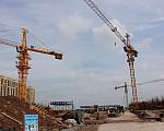 景山名门 10月工程进度