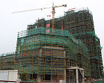 西城中央 10月工程进度