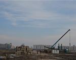 凤凰汇紫园 11月施工进度