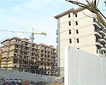 华建颐园 2016年11月施工进度