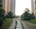 绿地天成苑 2016年12月实景图