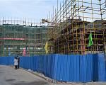 太和名苑 2016年12月施工进度