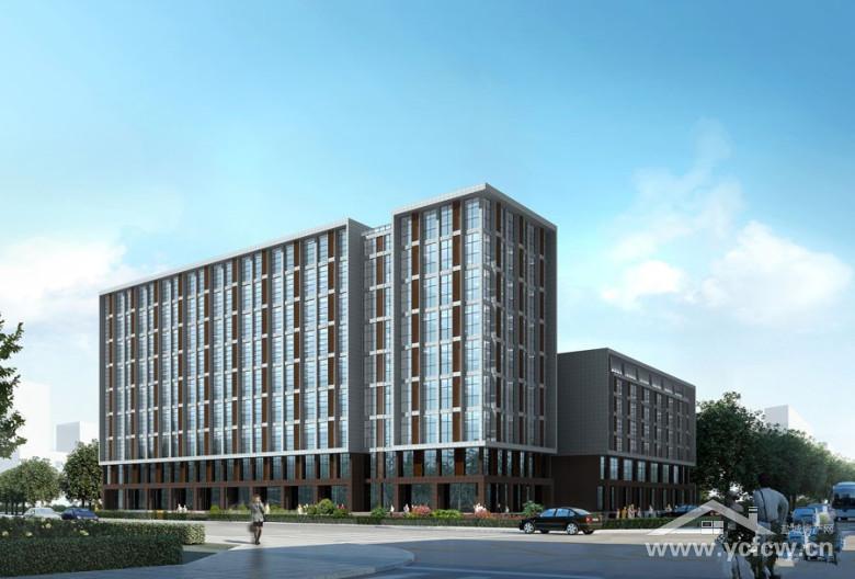 东辰大厦90-180﹐(含隔层,产权建筑面积45-90﹐)酒店式loft公寓,5.图片