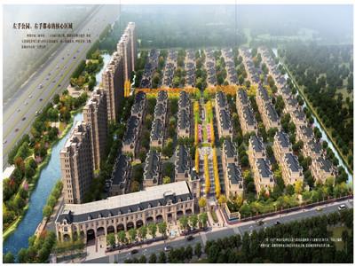 悦达西郊庄园 环境图