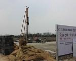 悦达汇文苑 2017年1月施工进度