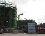 德惠尚书房 2017年1月施工进度