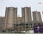 中南世纪城 2017年1月施工进度