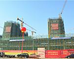 德惠尚书房 2017年3月施工进度
