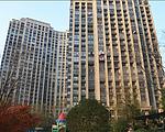 绿地天成苑 2017年3月实景图