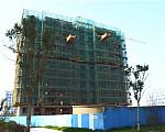 华建雅园 2017年3月施工进度