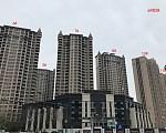 中南世纪城 2017年3月施工进度