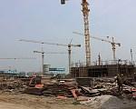 悦达汇文苑 2017年3月施工进度