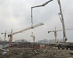 悦珑湾 2017年1月施工进度