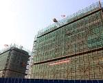 钱江绿洲 2017年3月施工进度
