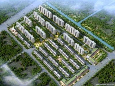 碧桂园·天玺 鸟瞰图