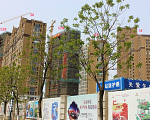 中江外滩城 2017年4月份施工图