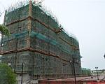 万泰时代城 2017年5月施工进度