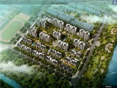 颐和郡府 平面图