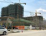 华建雅园 2017年6月施工进度