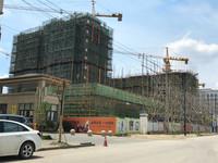2017年6月施工进度