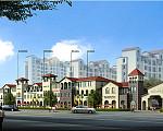 尚海滩花园洋房 临街商铺