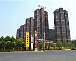 钱江绿洲 小区外围