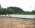 京师学院山 2017年7月施工进度