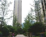 绿地天成苑 2017年7月实景图