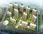 中江外滩城 新鸟瞰图