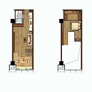 4.5米挑高住宅类 4.5米挑高住宅类