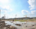 十里香溪 2017年9月施工进度