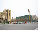 景山名门 2017年9月施工进度