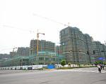 悦达汇文苑 2017年9月施工进度