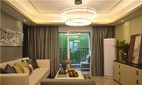 保利紫荆公馆:C户型120㎡四室两厅两卫 样板间