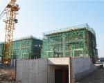 十里香溪 2017年11月施工进度