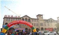 尚海滩花园12月23日一期封顶仪式暨二期产品荣耀面世仪式盛大举行