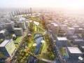 重磅!盐城南海未来城核心区建筑,四大方案惊艳亮相!国际顶级PK,你看好哪一个?
