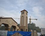 尚海滩 2018年四月施工进度
