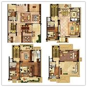 别墅260㎡三层 别墅260㎡三层