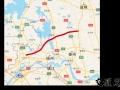 盐城开车去南京将不到2小时 明年开工的宁盐高速走向图曝光