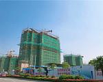中南熙悦 2018年6月施工进度